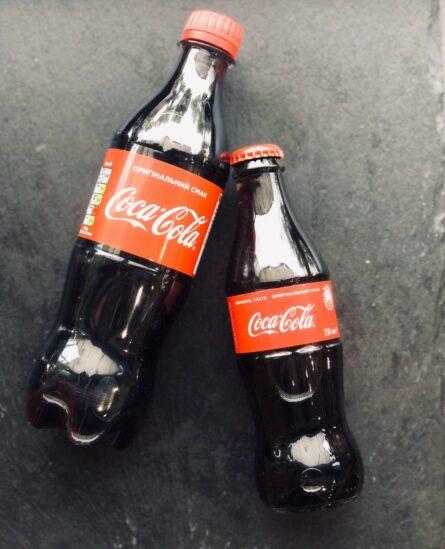 Coca Cola — 0,5 л